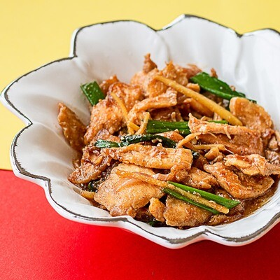 Thai Ginger Chicken -  2 Persons Serving