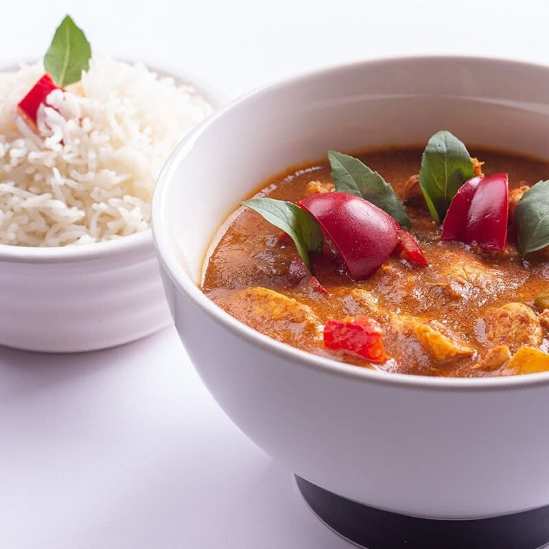 Thai Red Curry Chicken - 2 Persons Serving