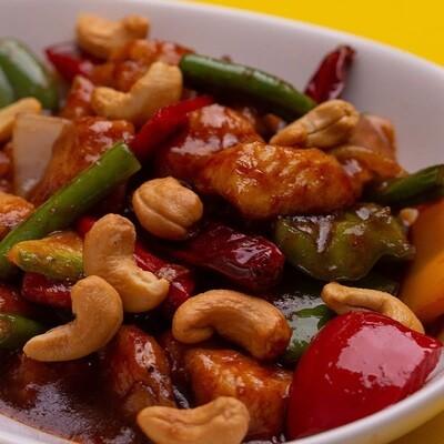 Chicken Cashew Nut - 2 Persons Serving