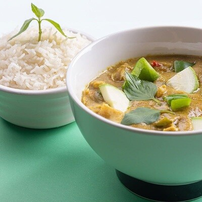 Thai Green Curry Chicken - 2 Persons Serving