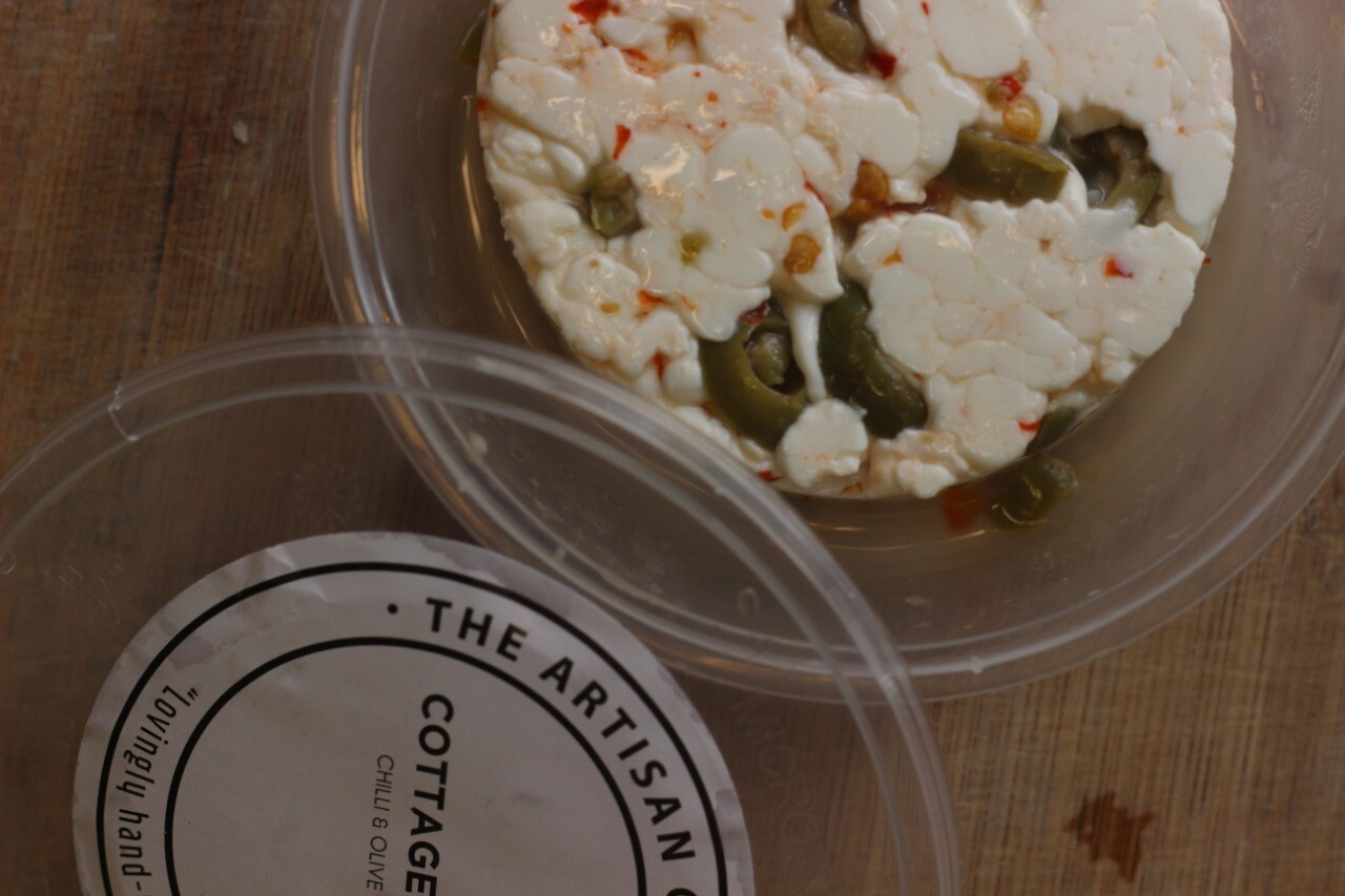 Cottage Olive and Chilli Flavour - 200g