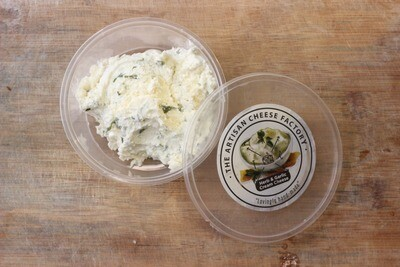 Herb & Garlic Cream Cheese - 150g