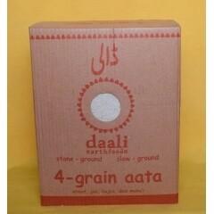 4 Grain Aata - 2000g