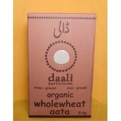 Wholewheat Aata (fine ground) - 5000g