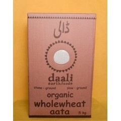 Wholewheat Aata (fine ground) - 5000g