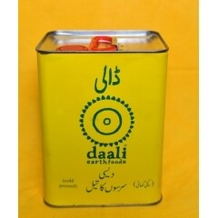 Oil Sarson (Tin) - 3000ml
