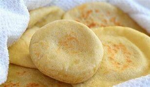 Plain Pita Bread x 4