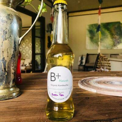 Organic Green Tea Kombucha - 260ml