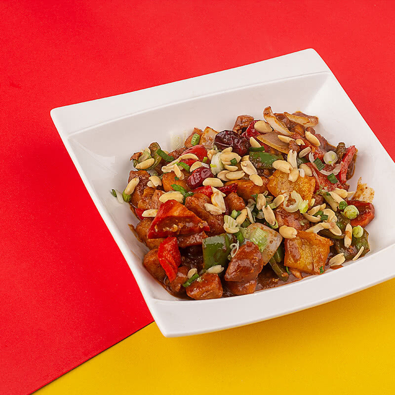 Kung Pao Fish (Sole) - 2 Persons Serving