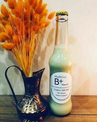 Organic Matcha Kefir Milk - 260ml