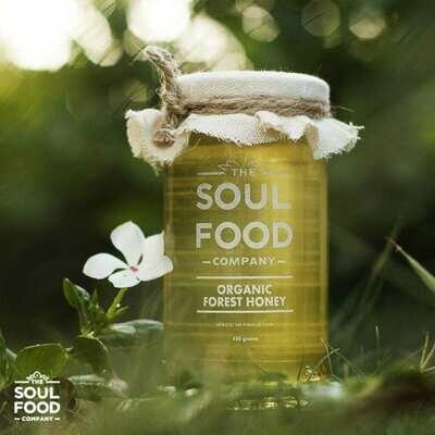 Organic Forest Honey - 485g