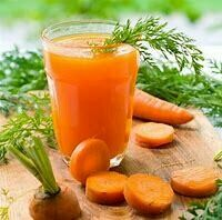 Pure Cold Pressed Carrot Juice 260ml