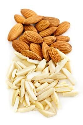 Almond Sliced - 250g