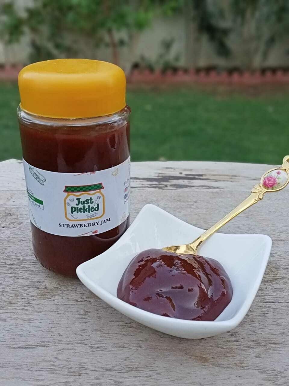 Strawberry Jam  - 200g