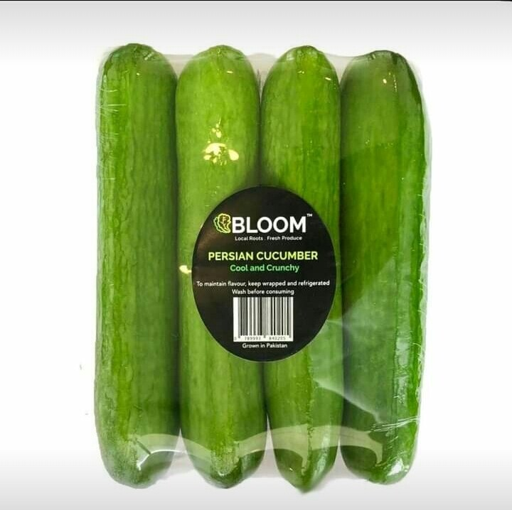 Persian Cucumbers - 400g
