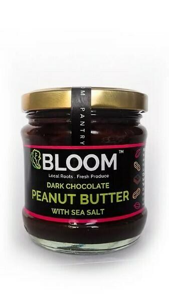 Dark Chocolate Peanut Butter - 170g