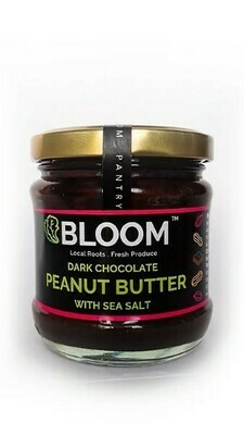Dark Chocolate Peanut Butter - 170g