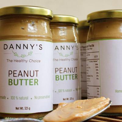 Chunky Peanut Butter - 150g & 315g