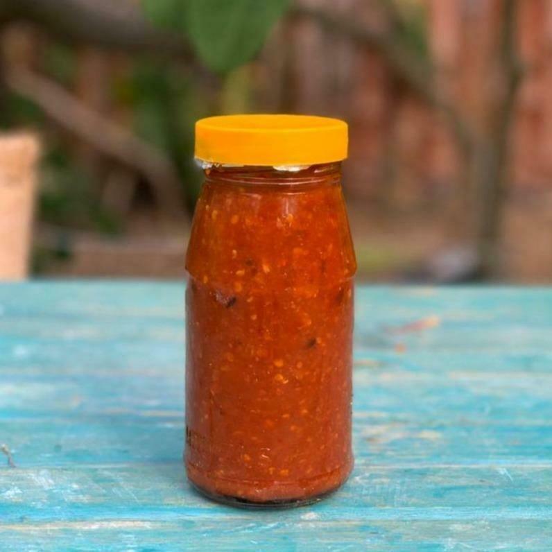 Traditional Chilli Tomato Chutney - 250g