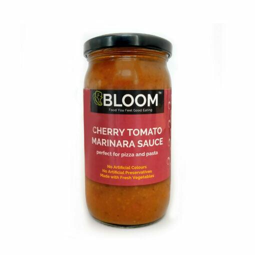 Cherry Tomato Marinara Sauce - 330g