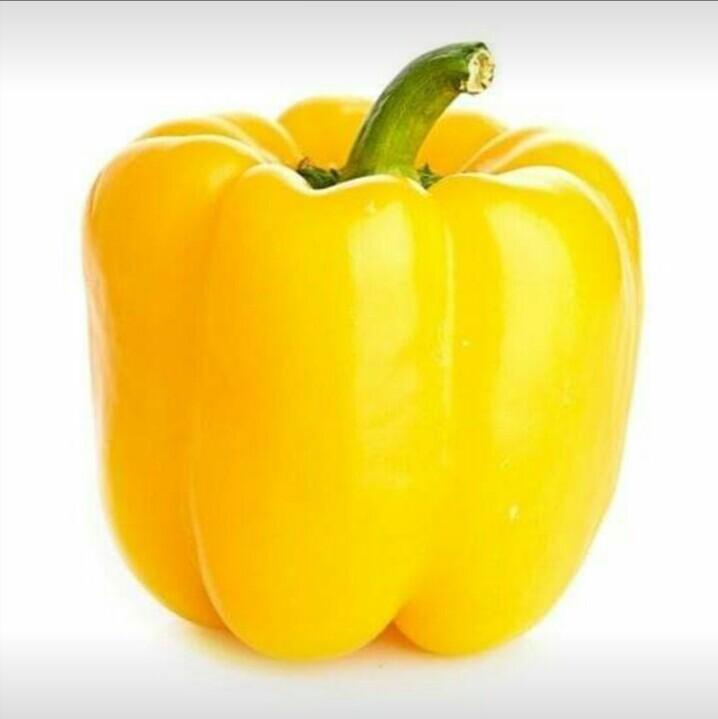 Yellow Bell Pepper - 125g - 200g