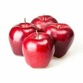Apples Red Delicious - 3 Pieces