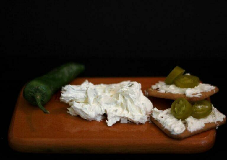 Jalapeno Cream Cheese - 150g