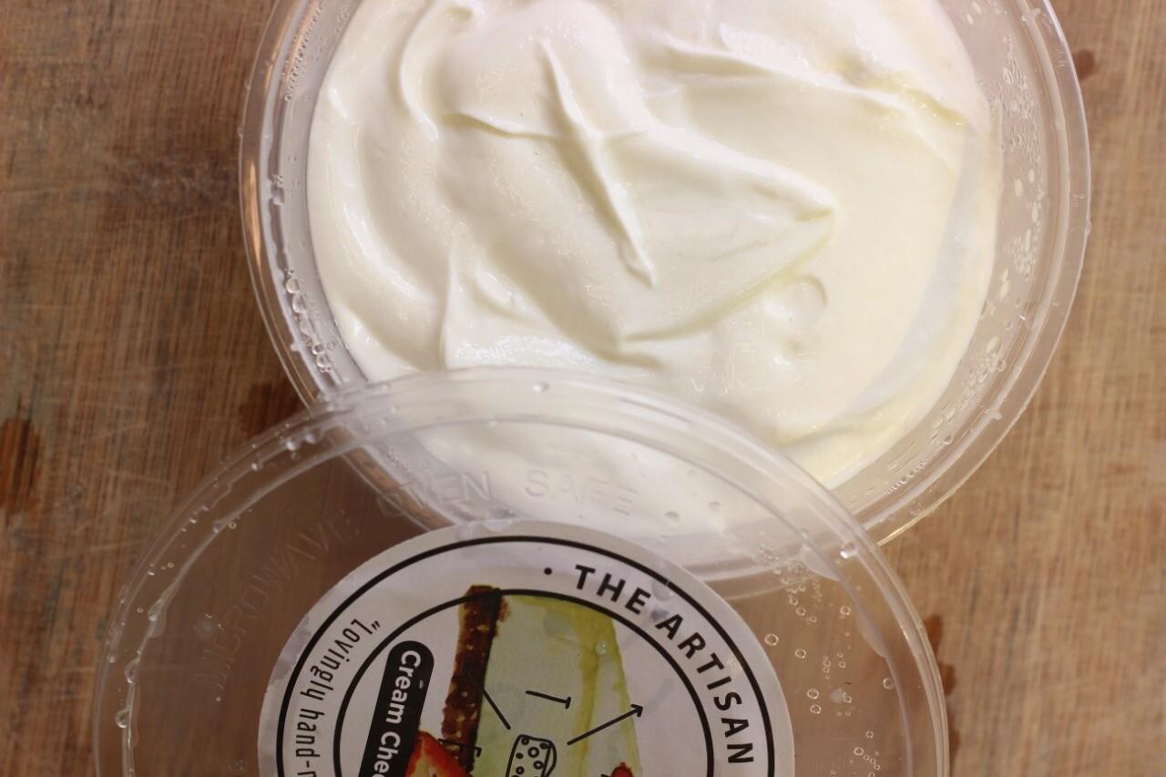 Plain Cream Cheese - 200g