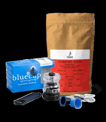 Bluecup Starter Kit