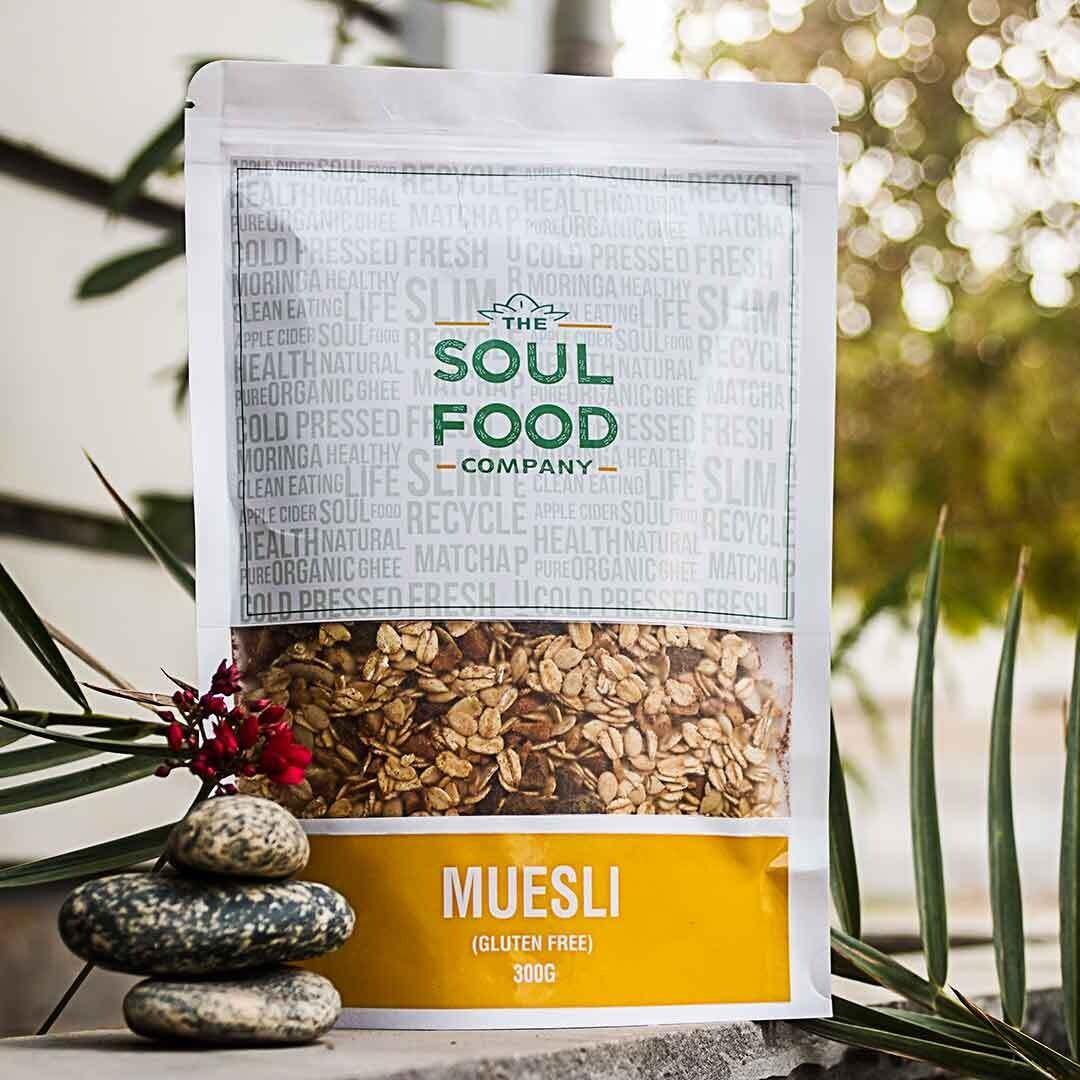 Gluten Free Muesli - 300g