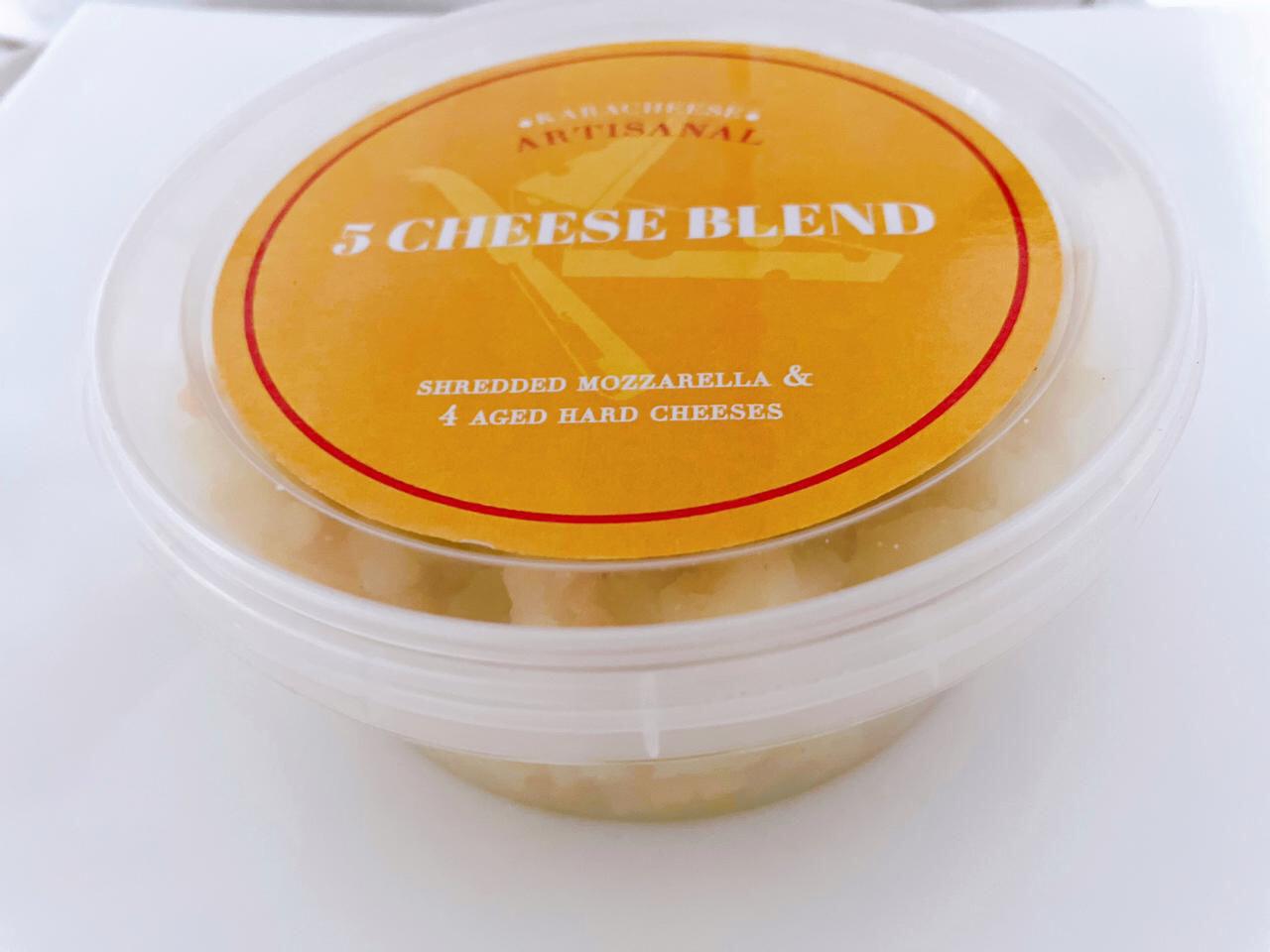 5 Cheese Blend - 200g