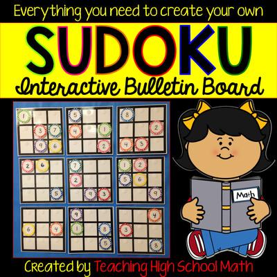 Sudoku Bulletin Board