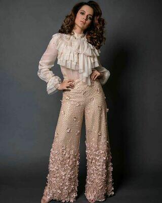Neeta Lulla Pant Suit Kangna Ranaut