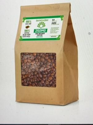 1/4 Pound 10 MG  COFFEE