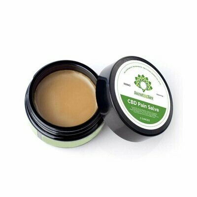 Pain Salve 500 MG Sacred Leaf