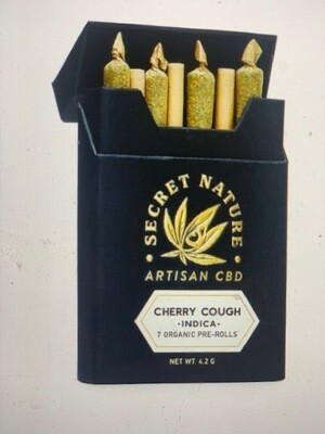 Secret Nature 7 Pack Cherry Cough