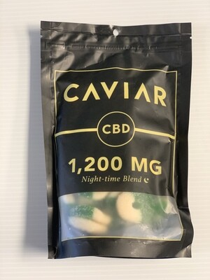 Caviar 1200 mg Apple