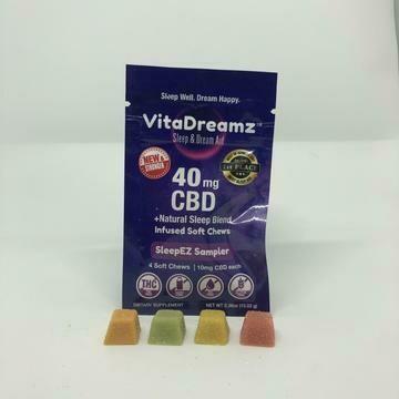 VitaDreamz Sample Pack