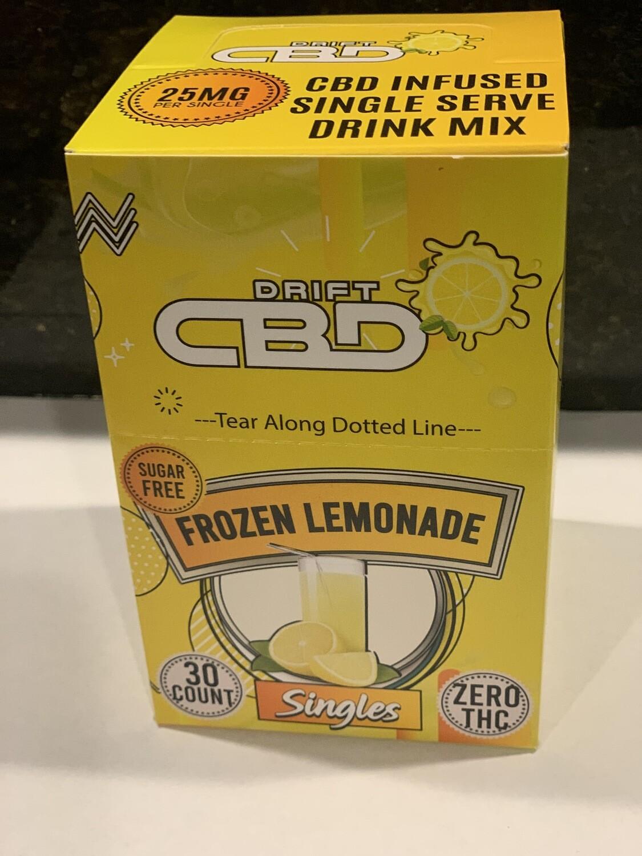 DRIFT CBD INFUSED DRINK MIX LEMONADE