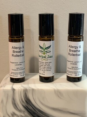 Allergy and Breathe Rollerball