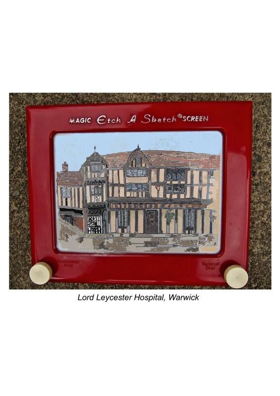Lord Leycester Hospital, Warwick