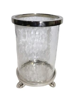 Lantaarn zilver klein