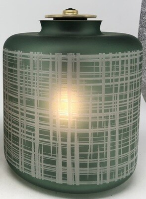 Windlicht LED groen