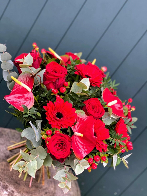 Valentijns boeket 4