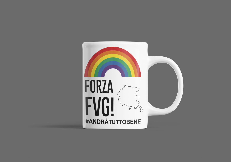 Tazza MUG Forza FVG