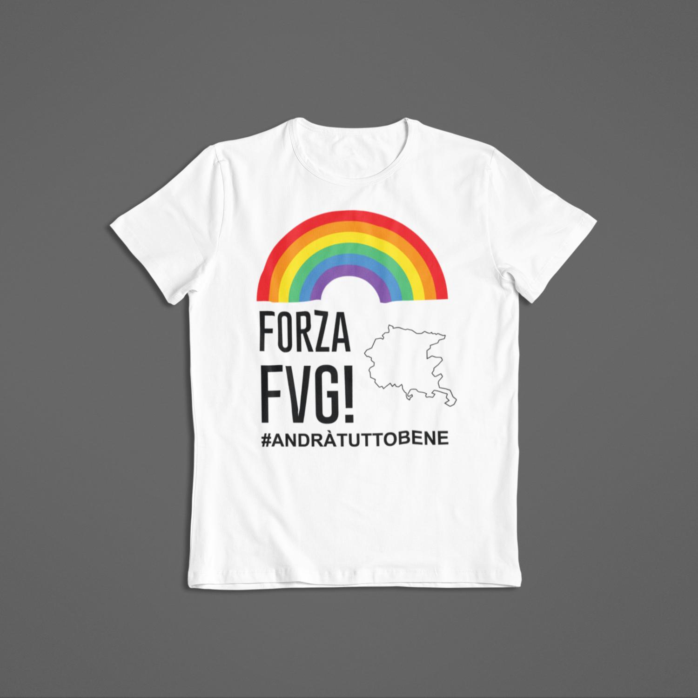 Tshirt Unisex Forza FVG ver.3
