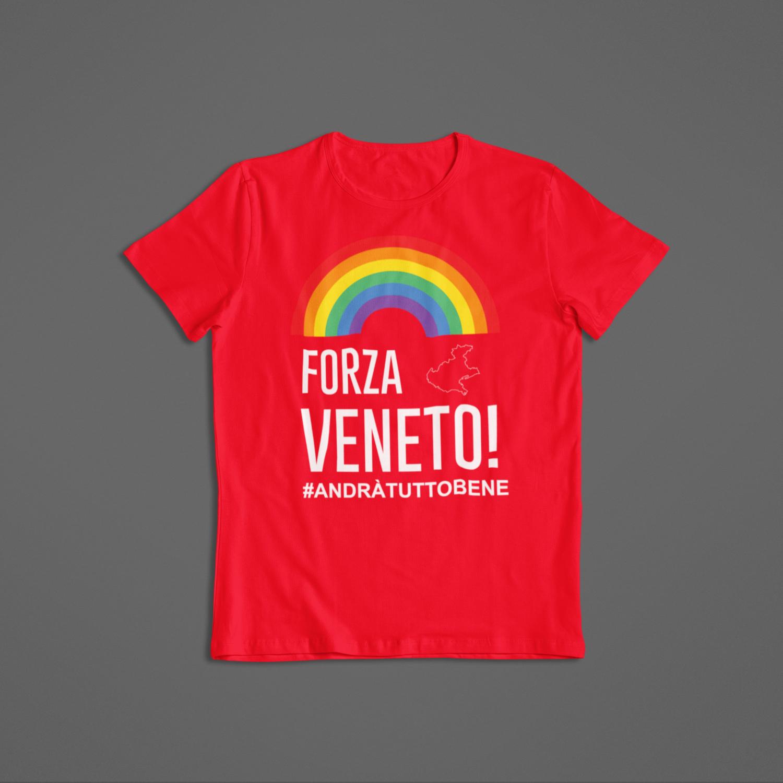 Tshirt Bambino Forza Veneto ver.3