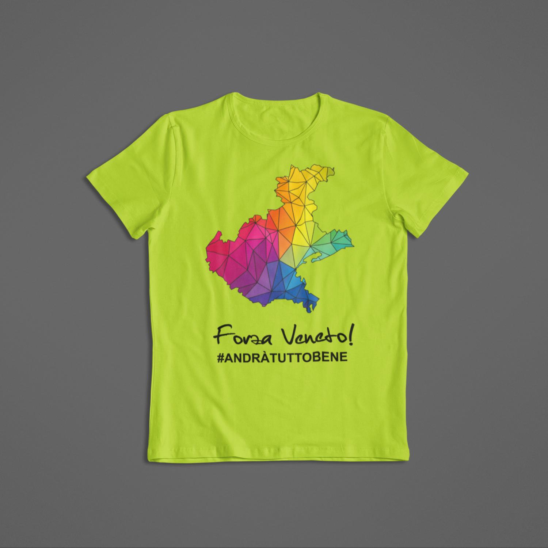 Tshirt Bambino Forza Veneto ver.2