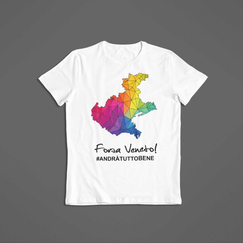 Tshirt Unisex Forza Veneto ver.1
