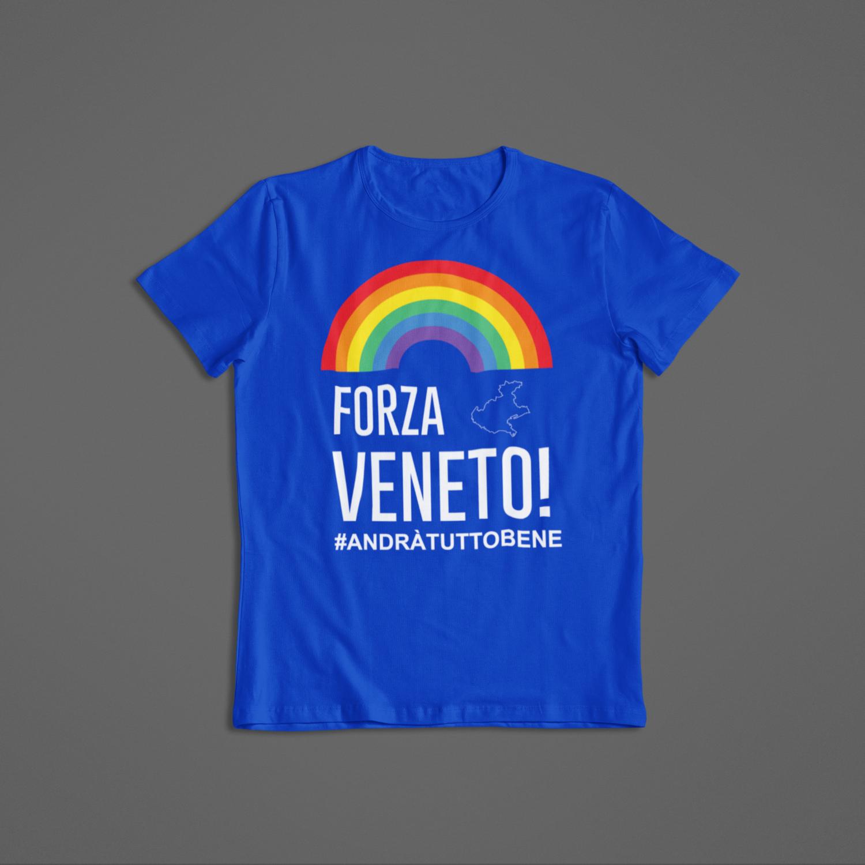 Tshirt Unisex Forza Veneto ver.3